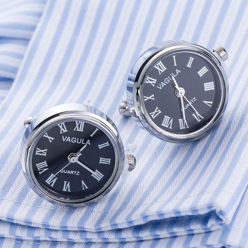 часы-запонки